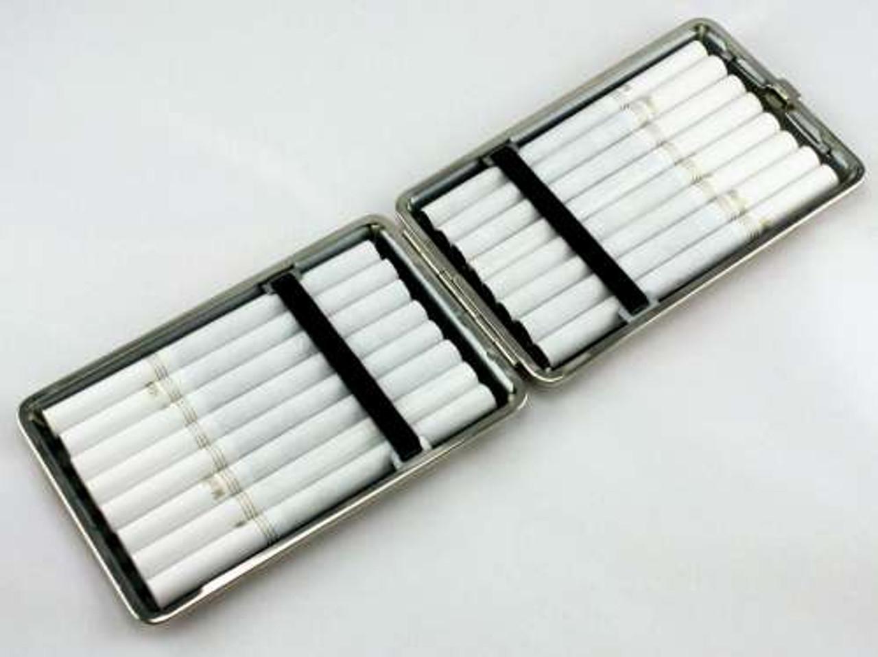 Pink Square Cigarette Case