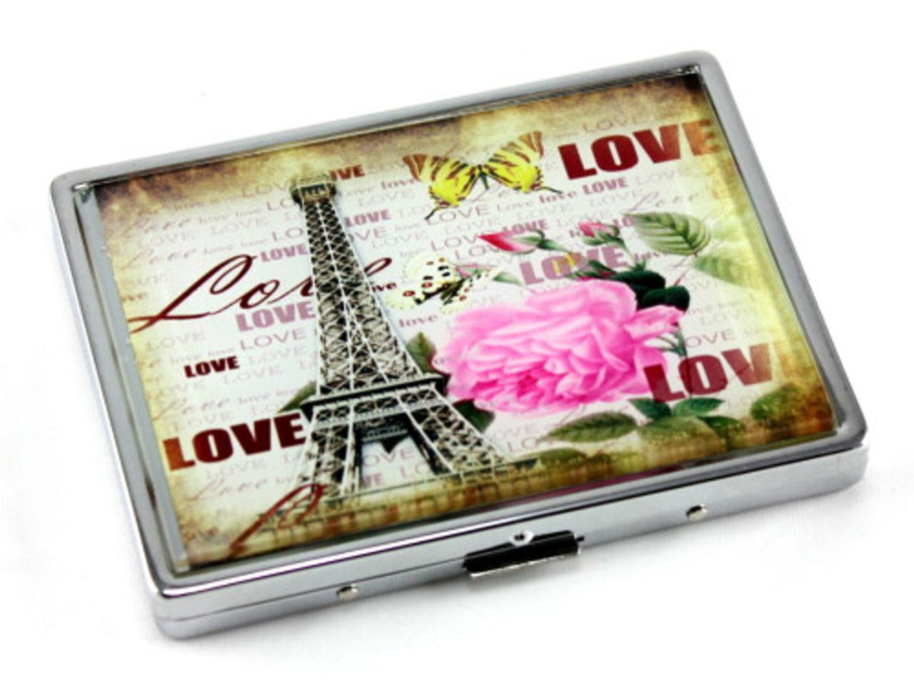 Eiffel Tower Cigarette Case