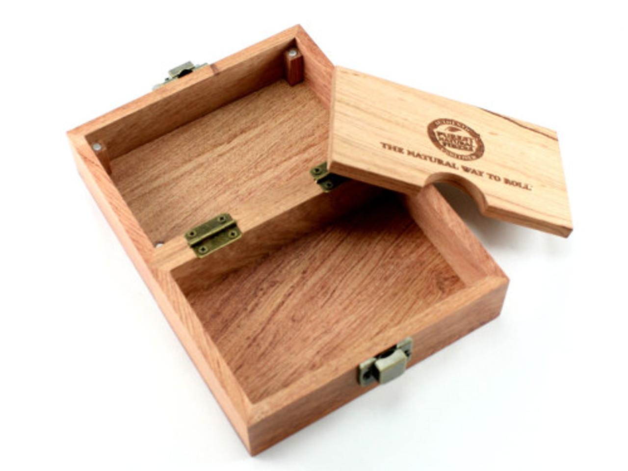 RAW Wooden Tobacco Box