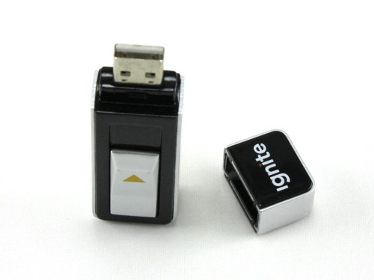 Ignite Onyx USB Electronic Rechargeable Lighter