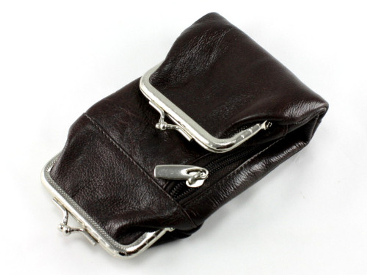 Classic Leather Deluxe Cigarette Pack Holder