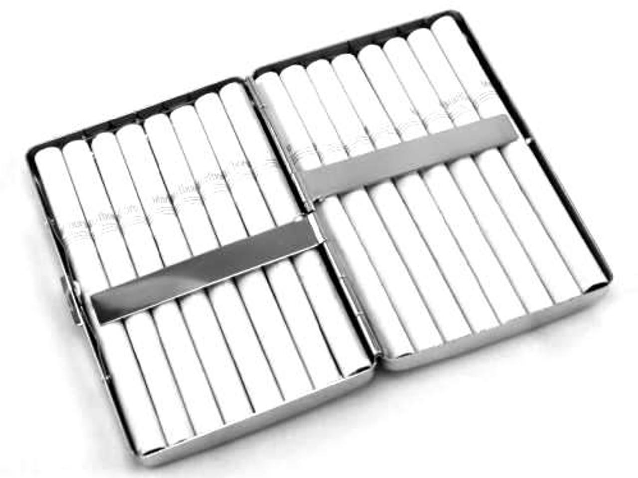 Gray Snake Cigarette Case