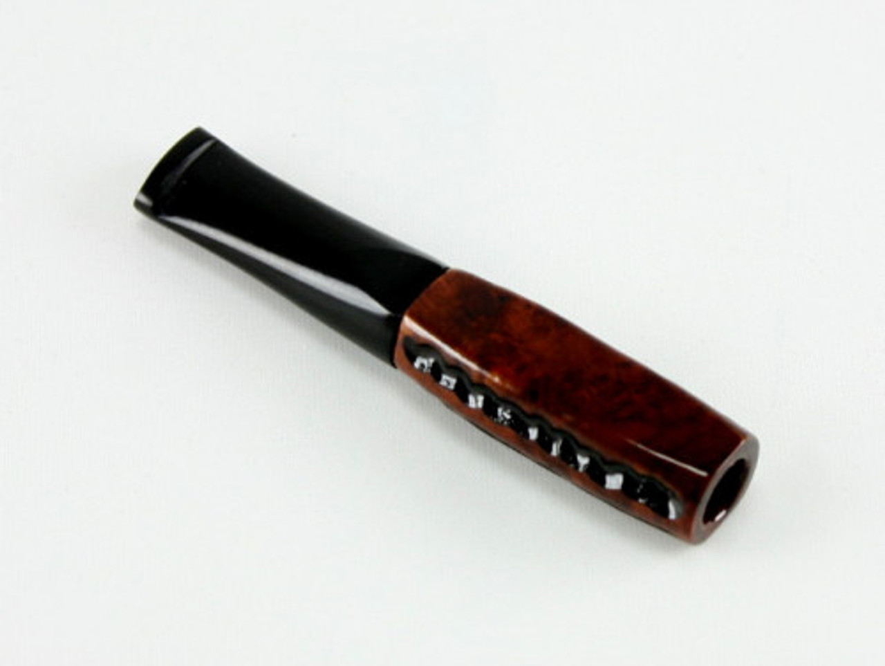 Weldon Rosewood Cigarette Holder with Cleanable Filter