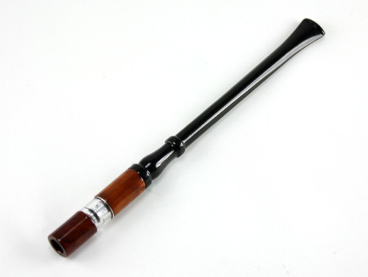 Niko Rosewood Cigarette Holder with Cleanable Filter