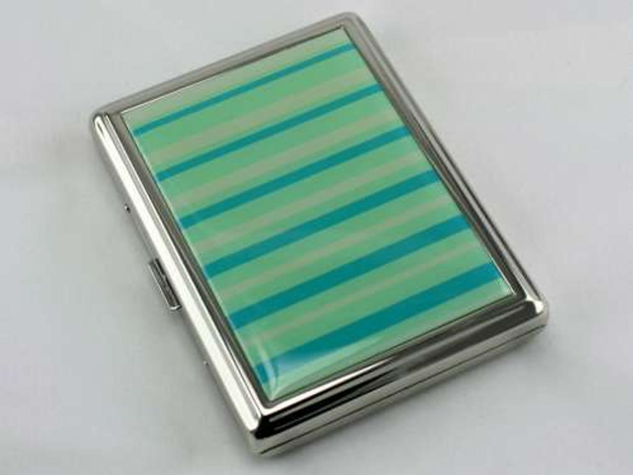 Blue Line Cigarette Case