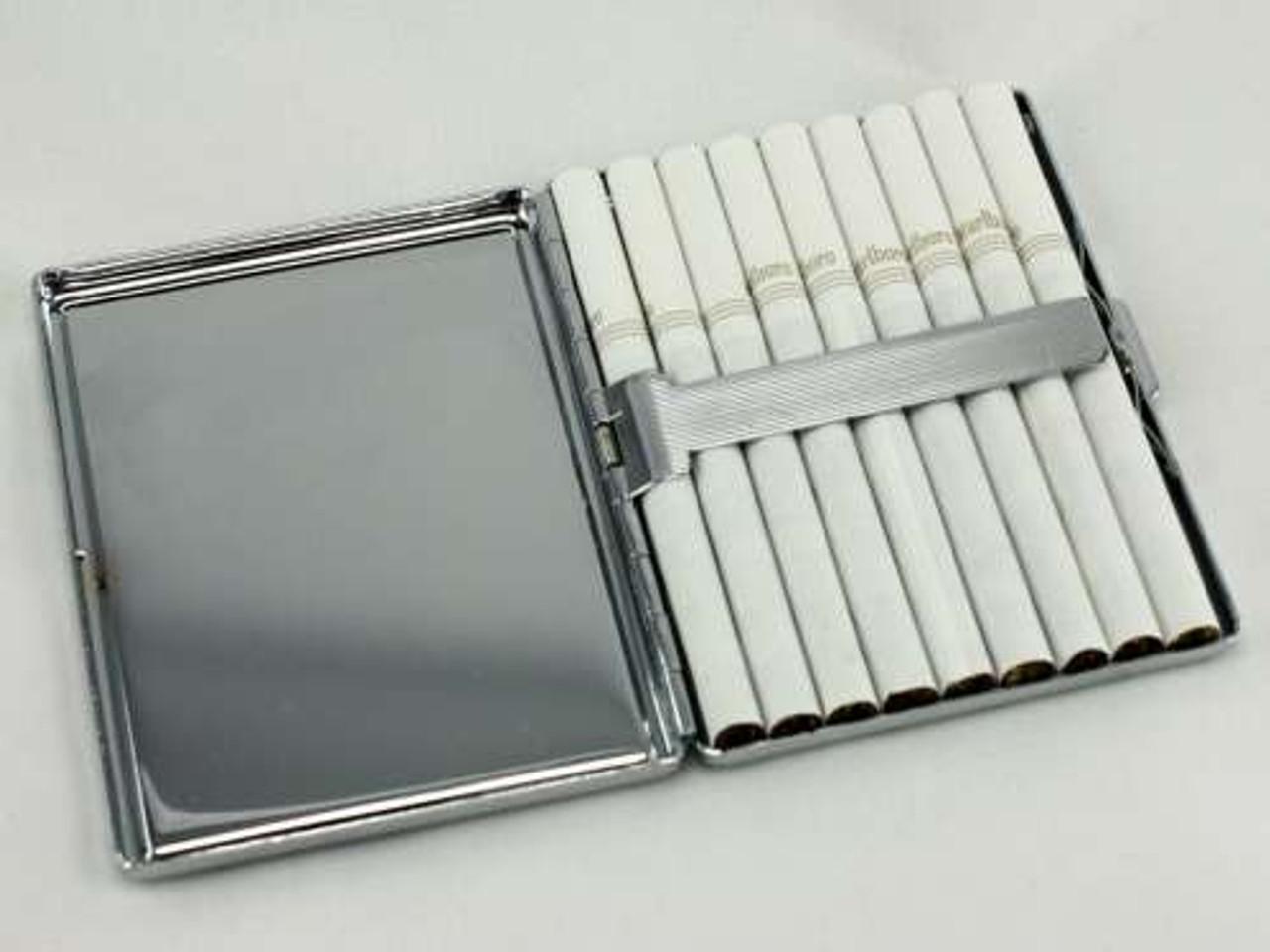 Pink Snake Cigarette Case