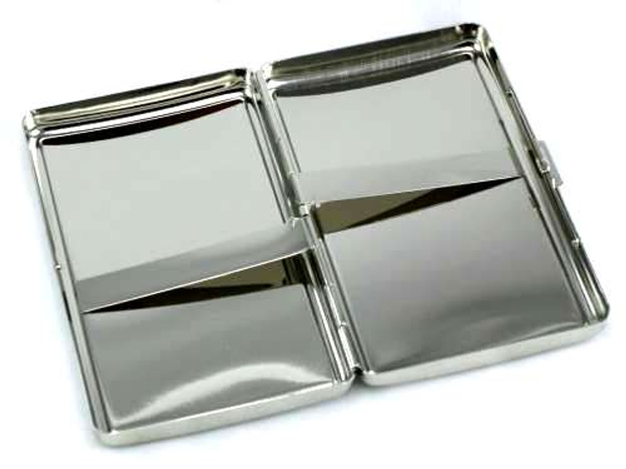 Blue Glimmer Cigarette Case