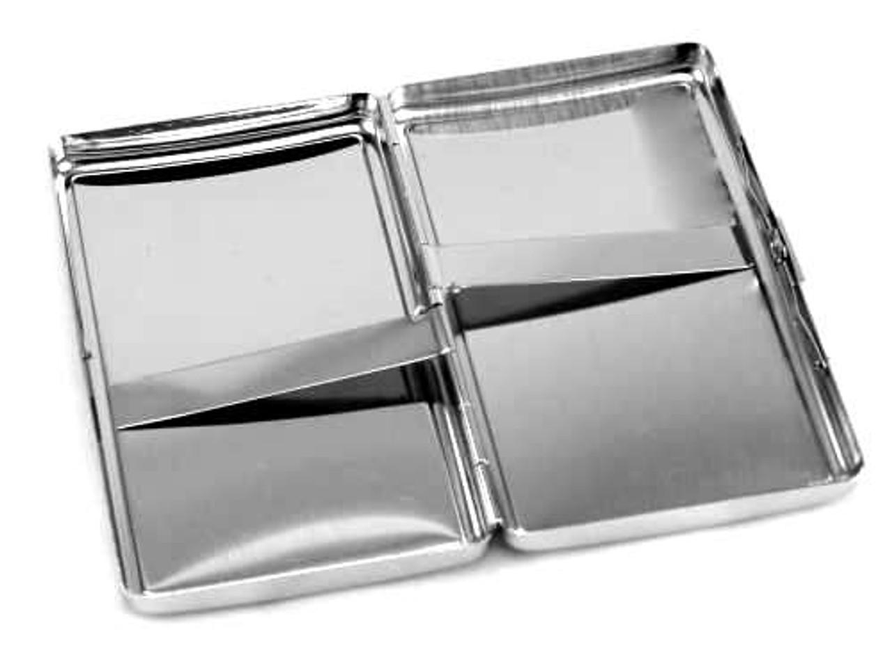 Zebra Fur Cigarette Case