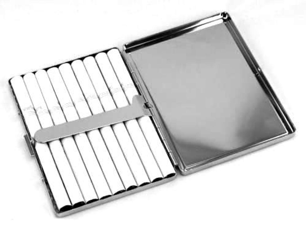 Zebra Stone Cigarette Case