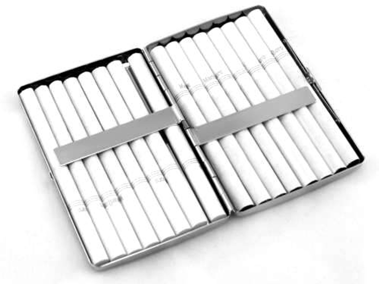 Square Lines Cigarette Case