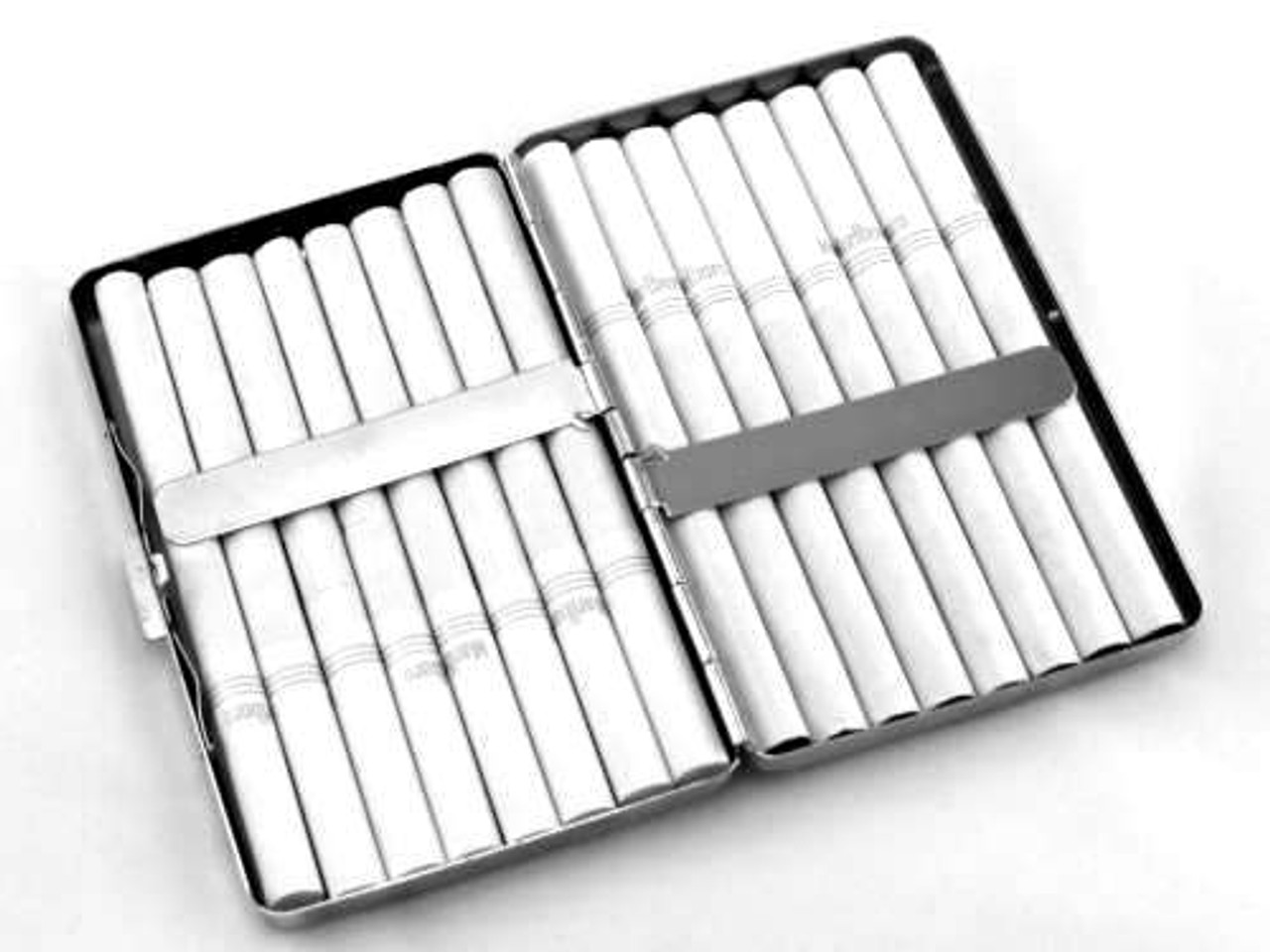 Sunburst Cigarette Case