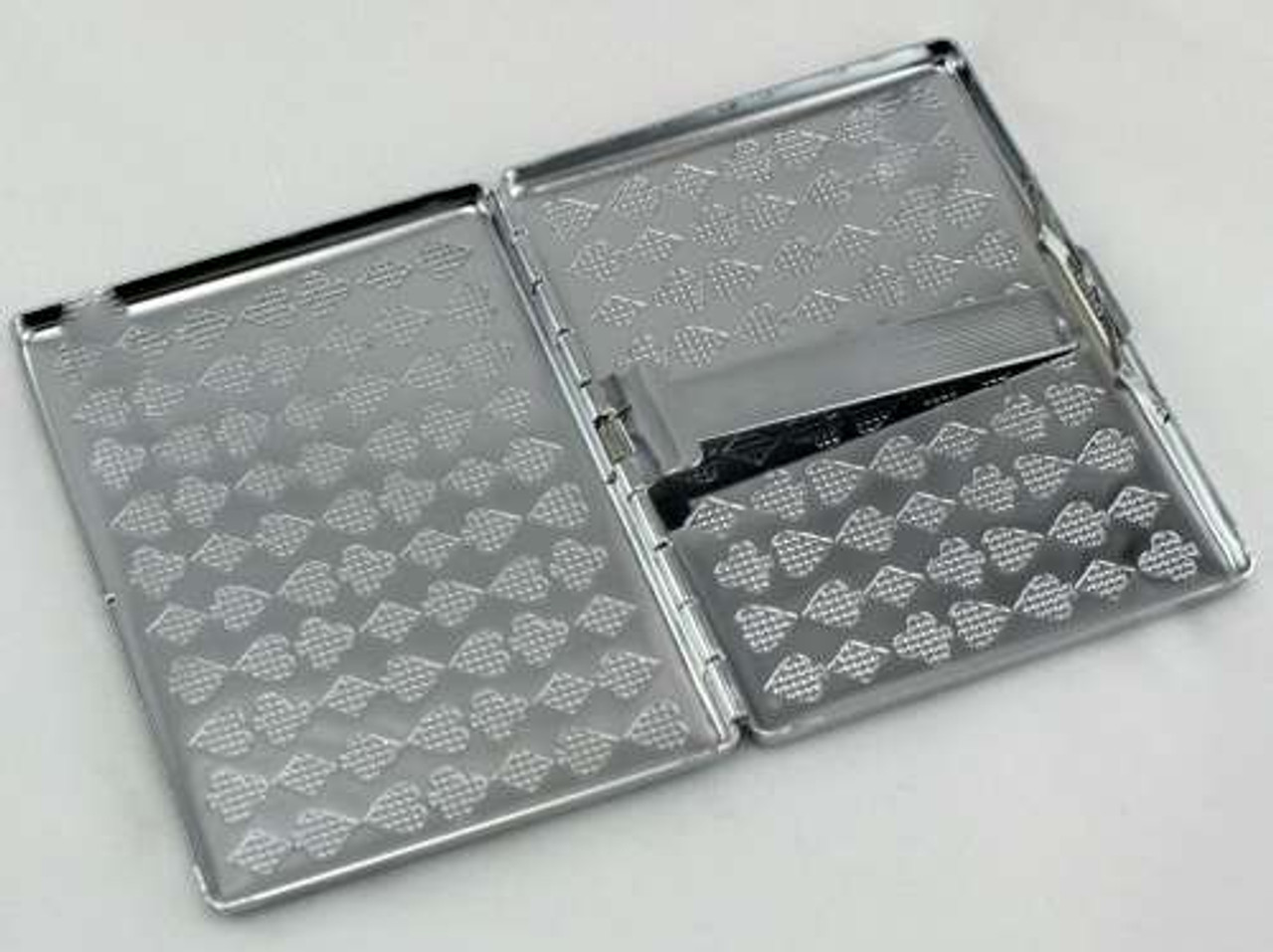 Card Suits Cigarette Case