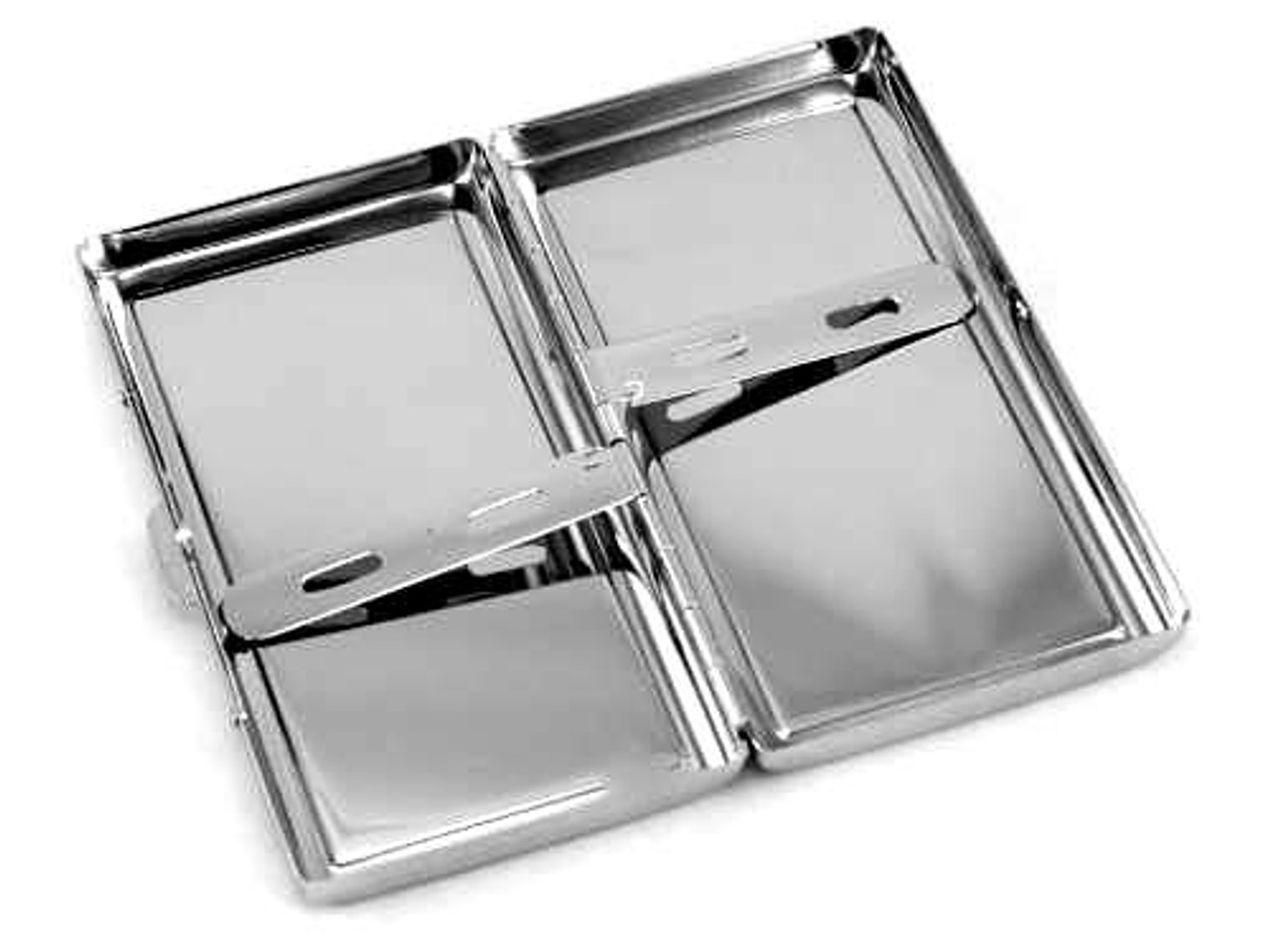 Midnight Black Cigarette Case