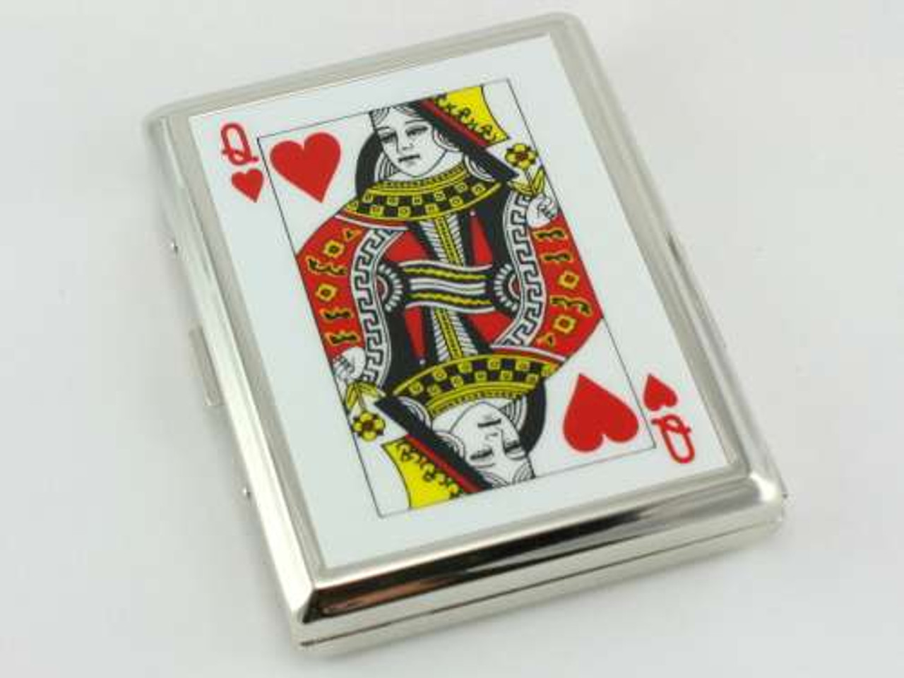 Queen of Hearts Cigarette Case