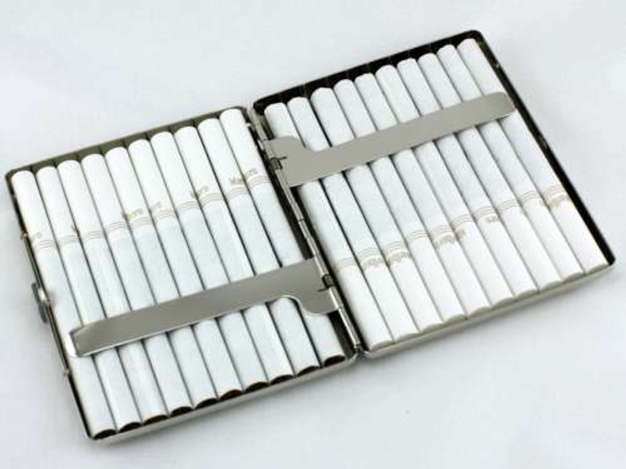 Designer Floral Cigarette Case