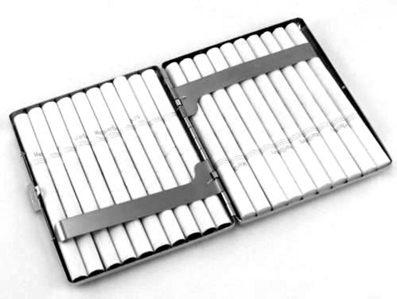 Fine Lines Cigarette Case