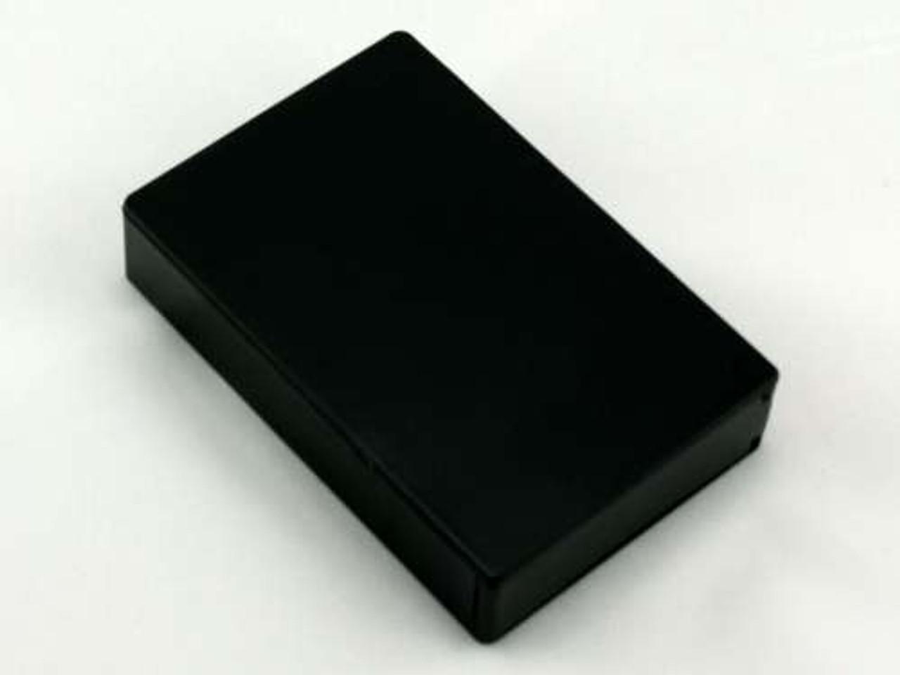 Black Plastic Auto Dispensing Cigarette Case