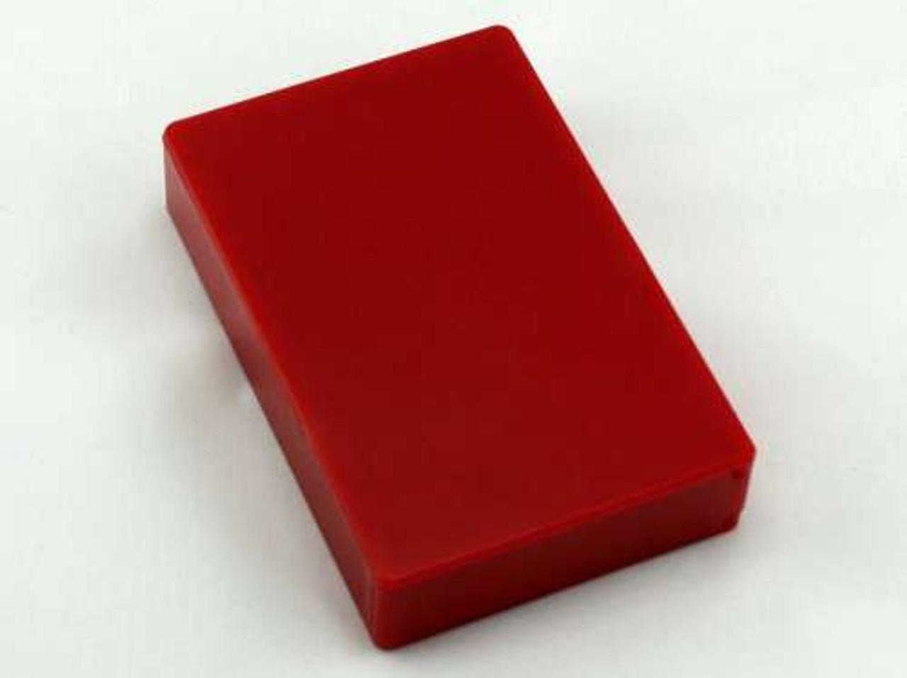Red Plastic Auto Dispensing Cigarette Case