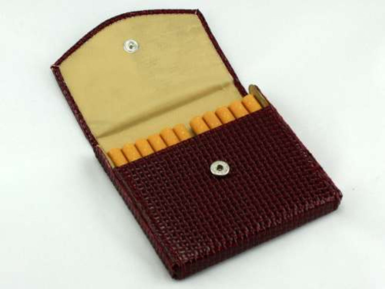 Red Cherokee Cigarette Case
