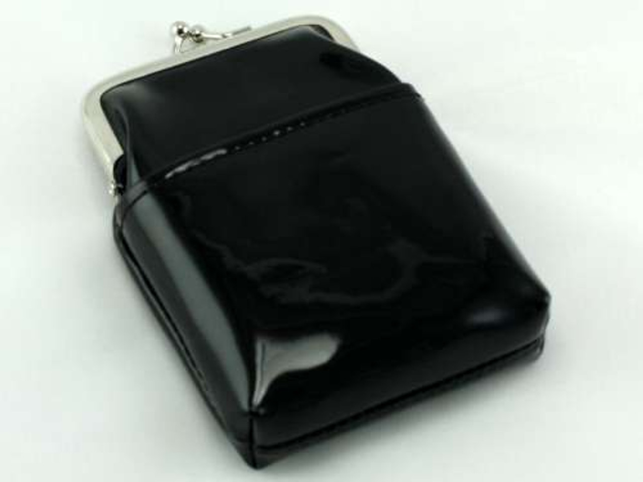 Gloss Black Cigarette Pack Holder