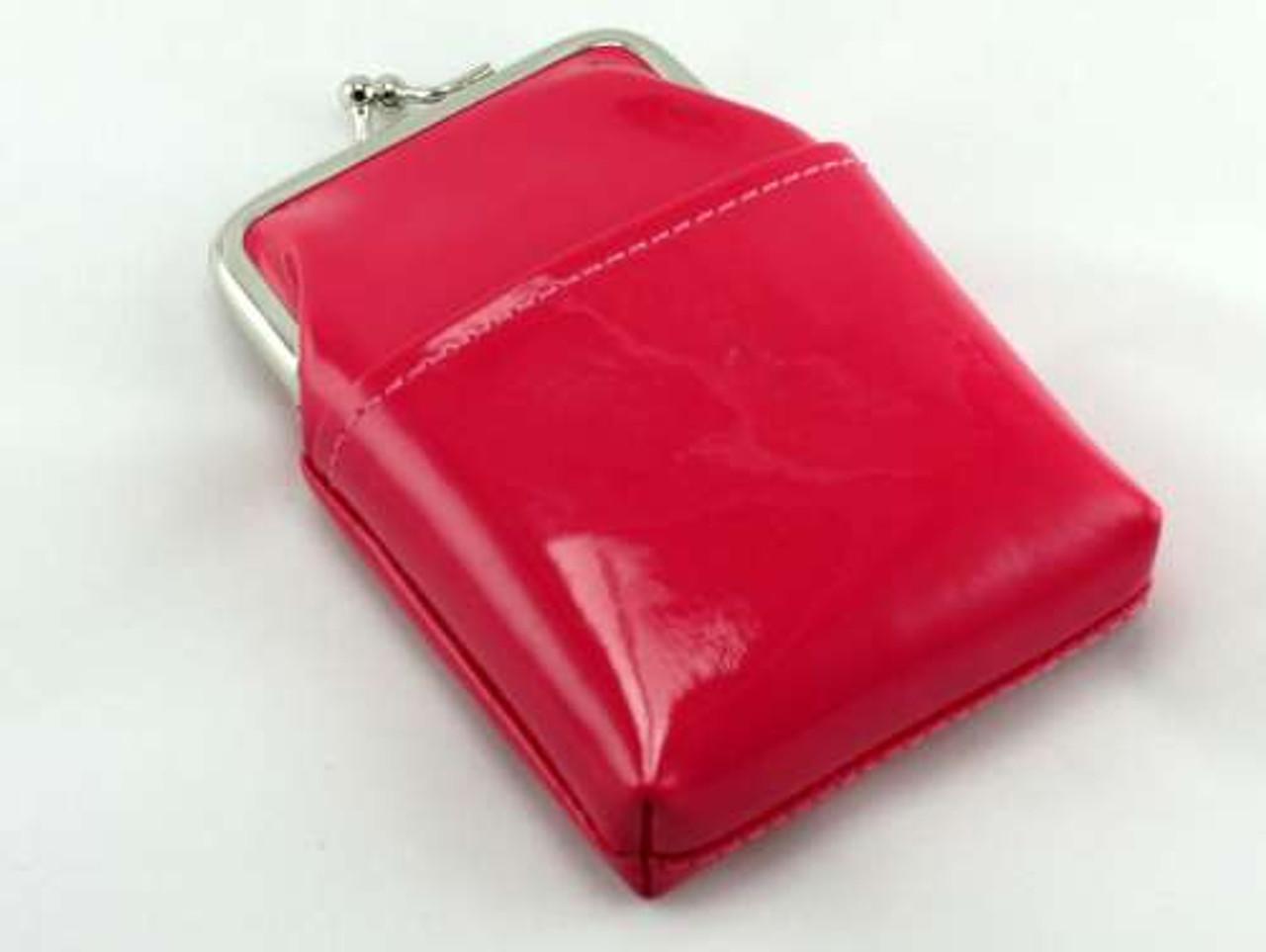 Gloss Pink Cigarette Pack Holder