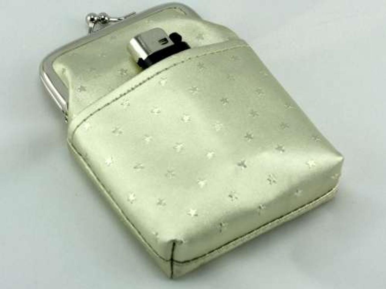 Gold Stars Cigarette Pack Holder
