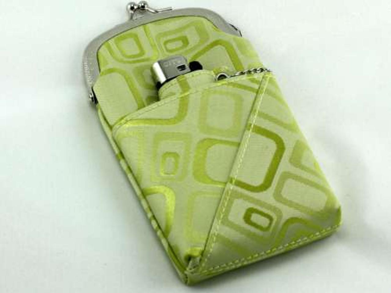 Modern Green Cigarette Pack Holder