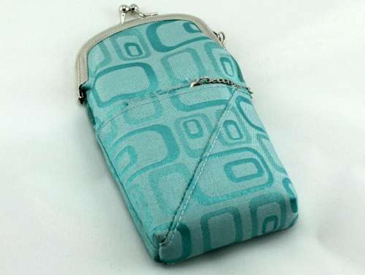 Modern Blue Cigarette Pack Holder