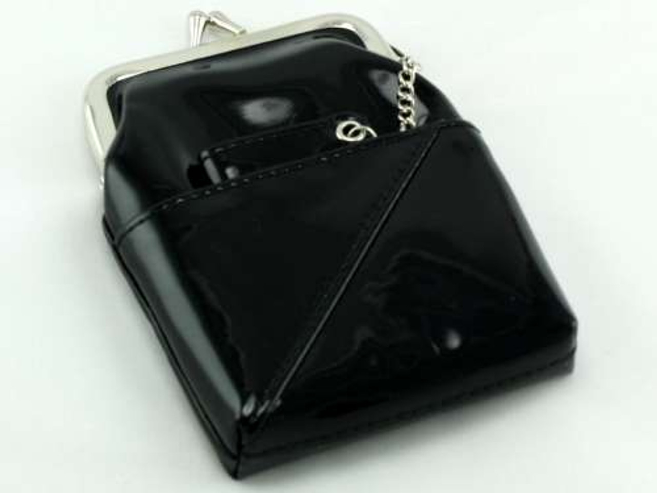 Black Cigarette Pack Holder