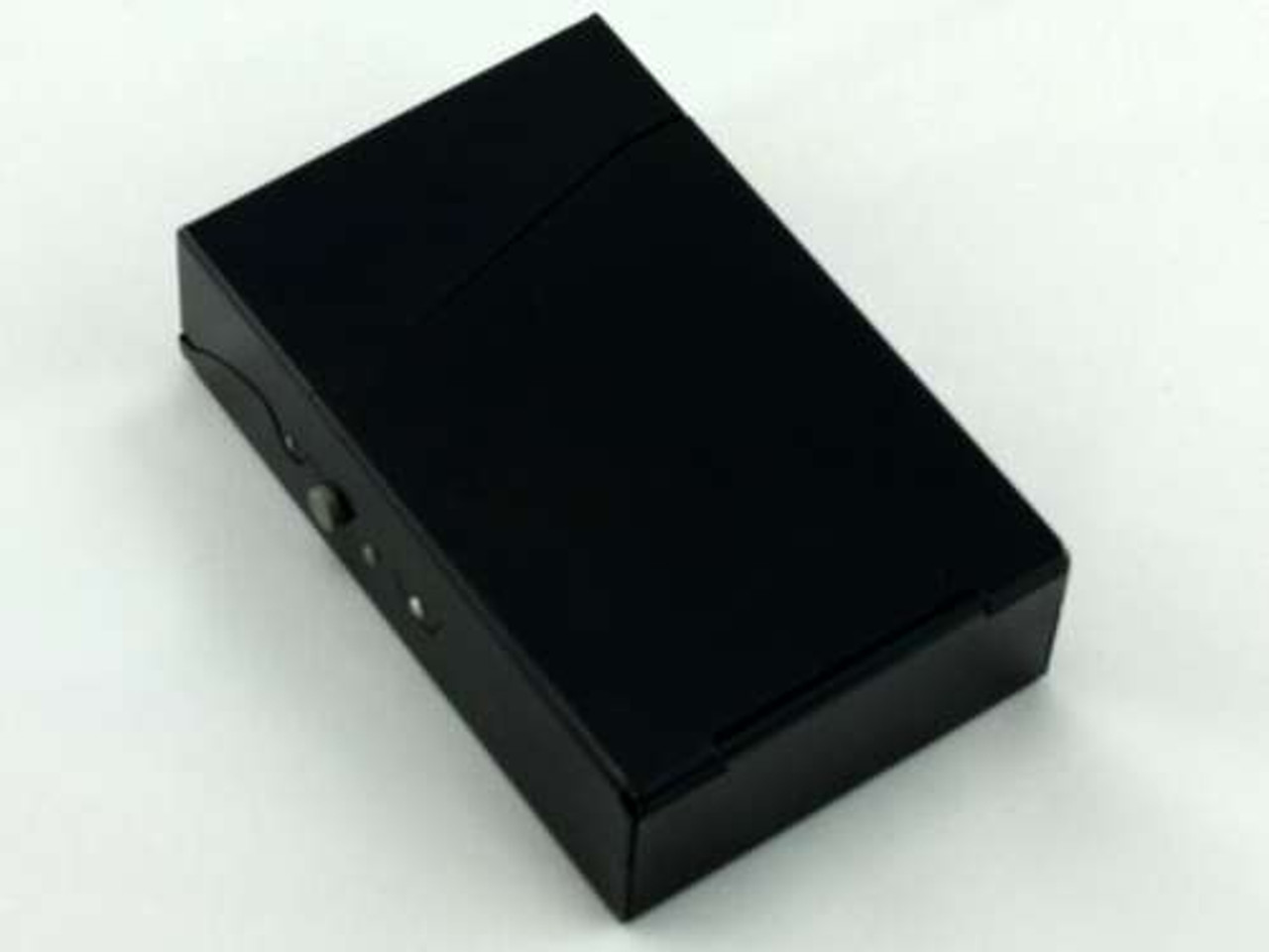 Black Auto Cigarette Pack Holder