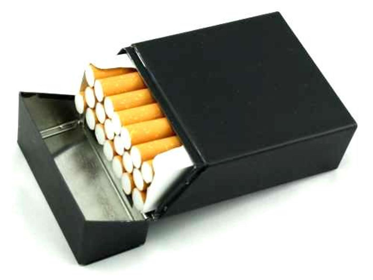 Black PC Cigarette Pack Holder