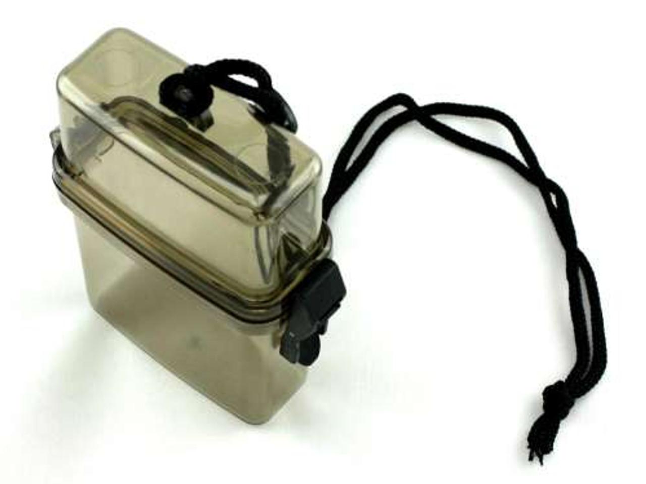 Black Waterproof Cigarette Pack Holder
