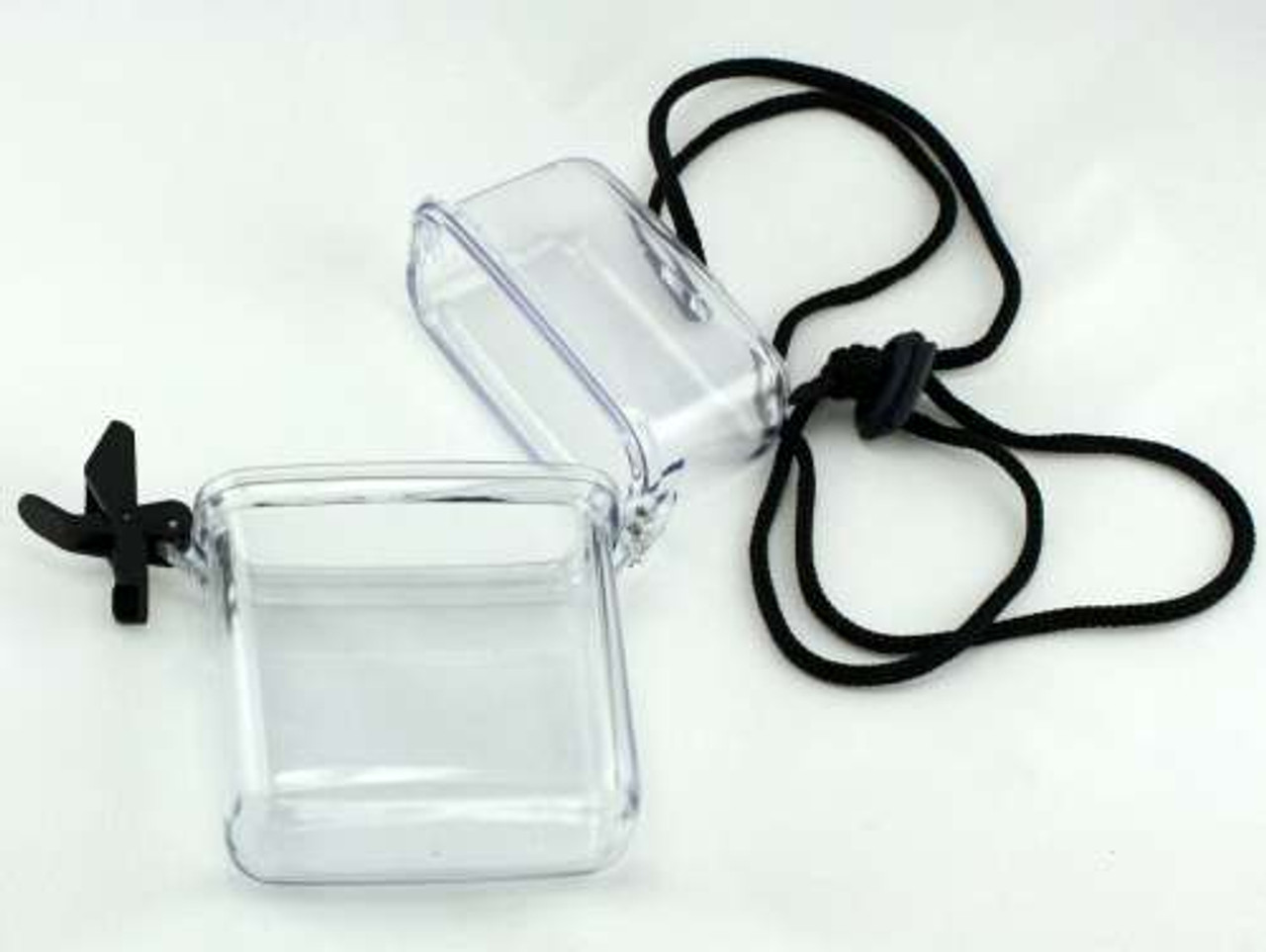 Clear Waterproof Cigarette Pack Holder