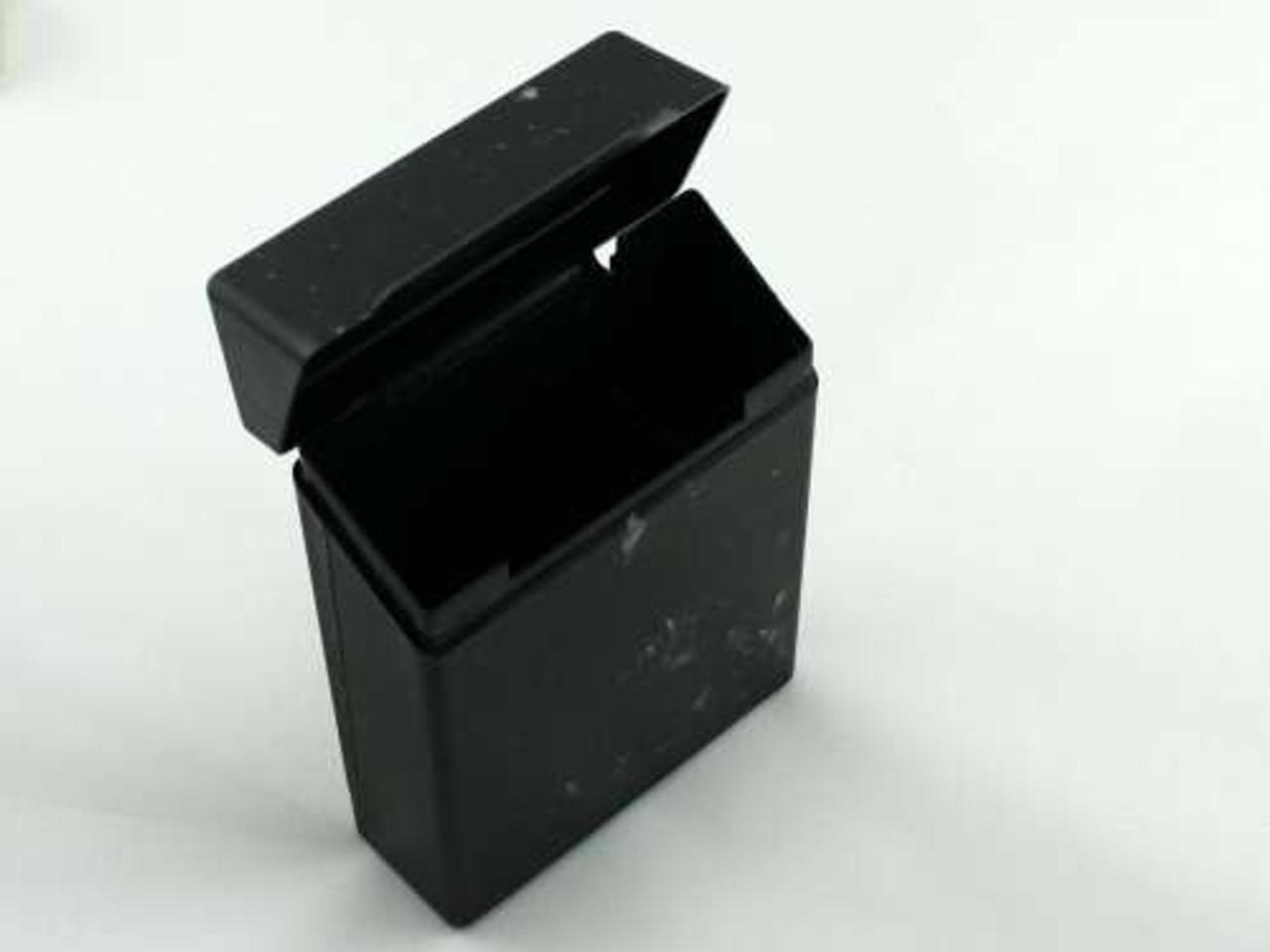 Black Marble Cigarette Pack Holder