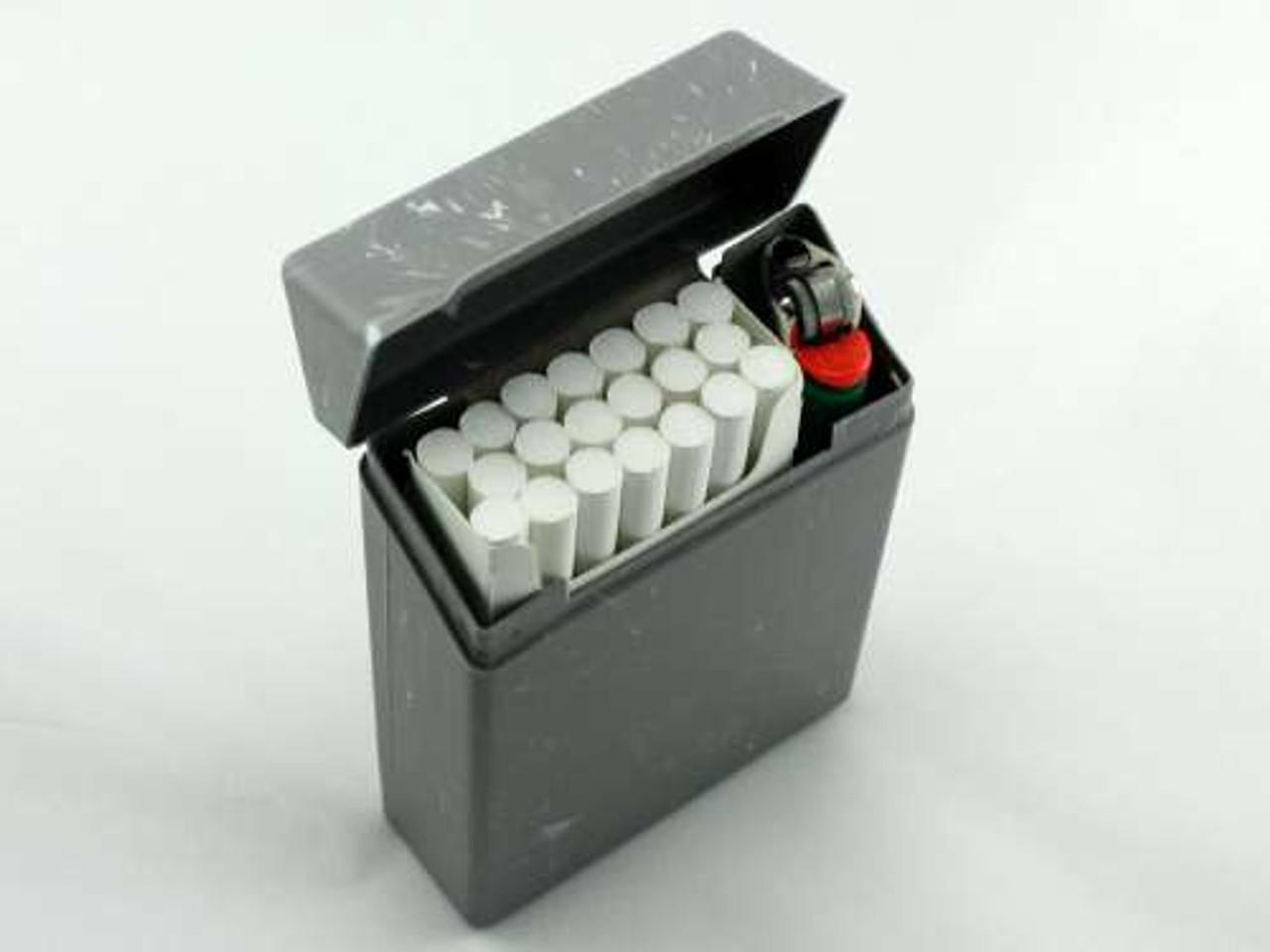 Grey Marble Cigarette Pack Holder