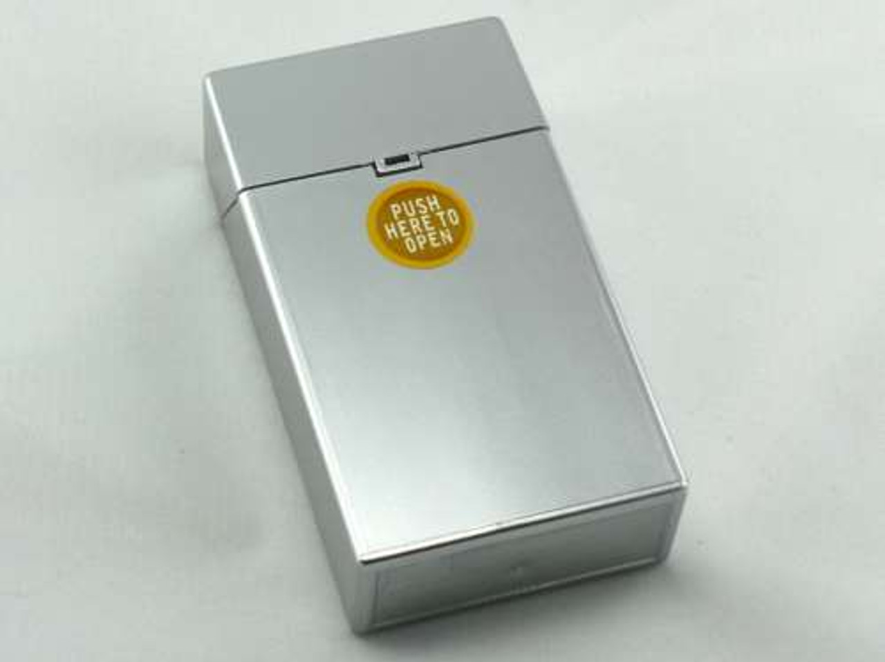 Silver Bay Cigarette Pack Holder