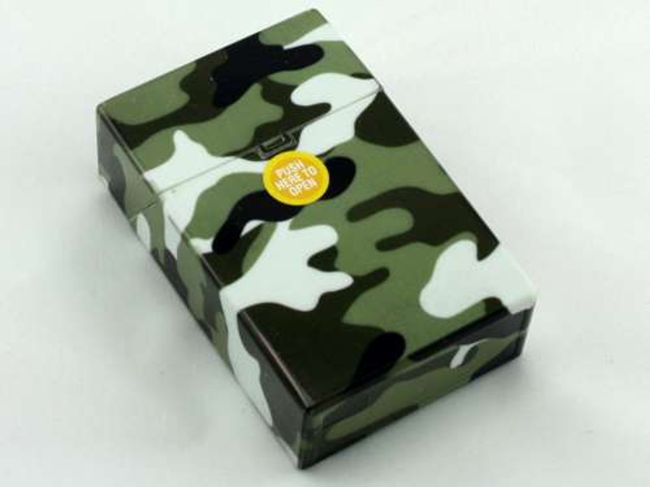 Arctic Camouflage Cigarette Pack Holder