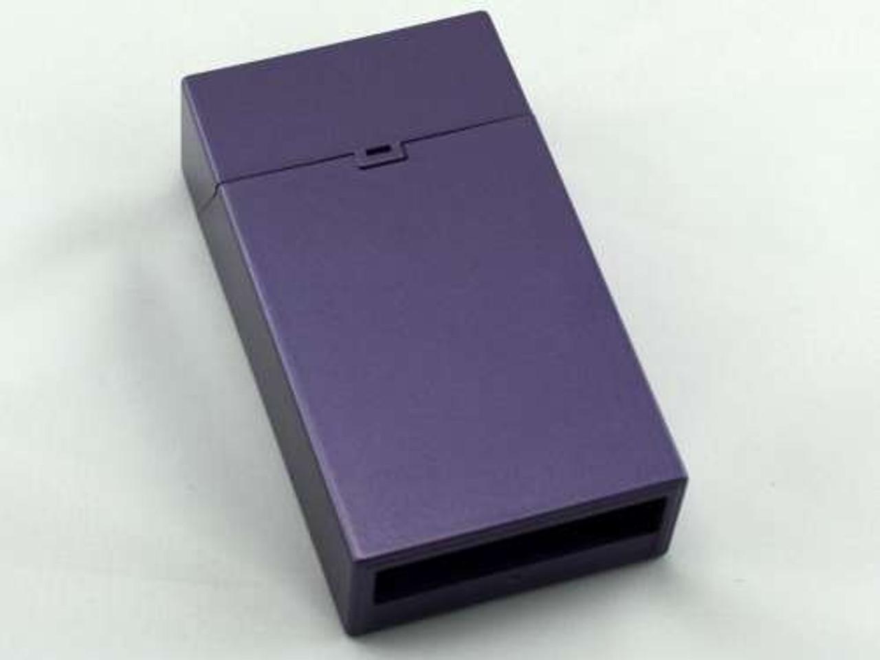 Purple Open Cigarette Pack Holder