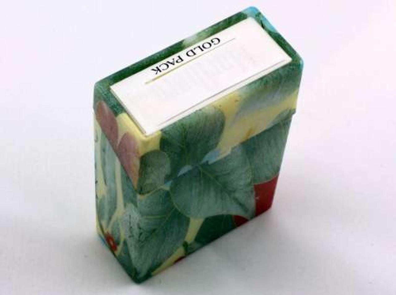 Tropical Cigarette Pack Holder