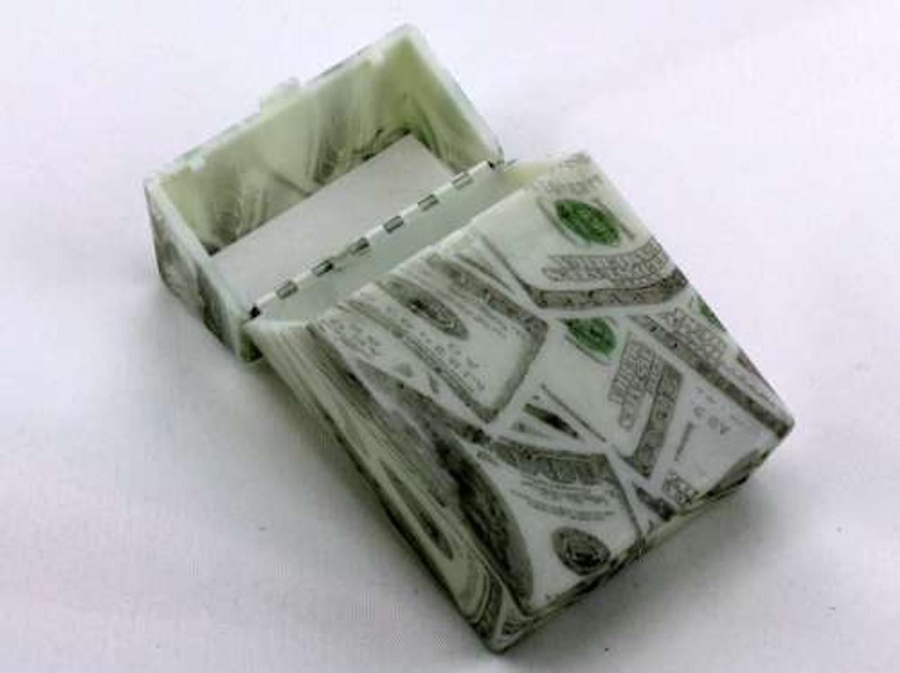 Money Cigarette Pack Holder