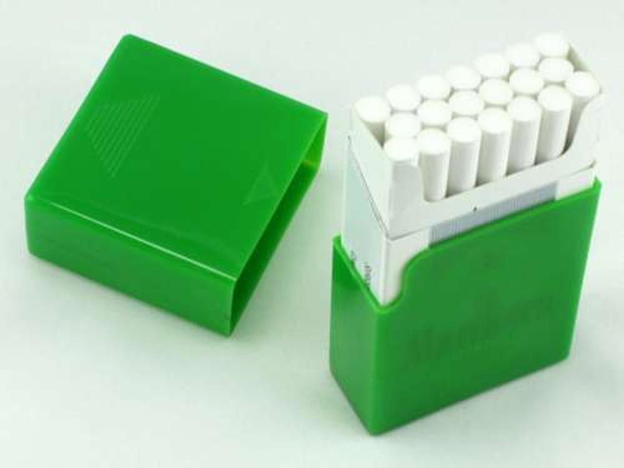 Green Drift Cigarette Pack Holder