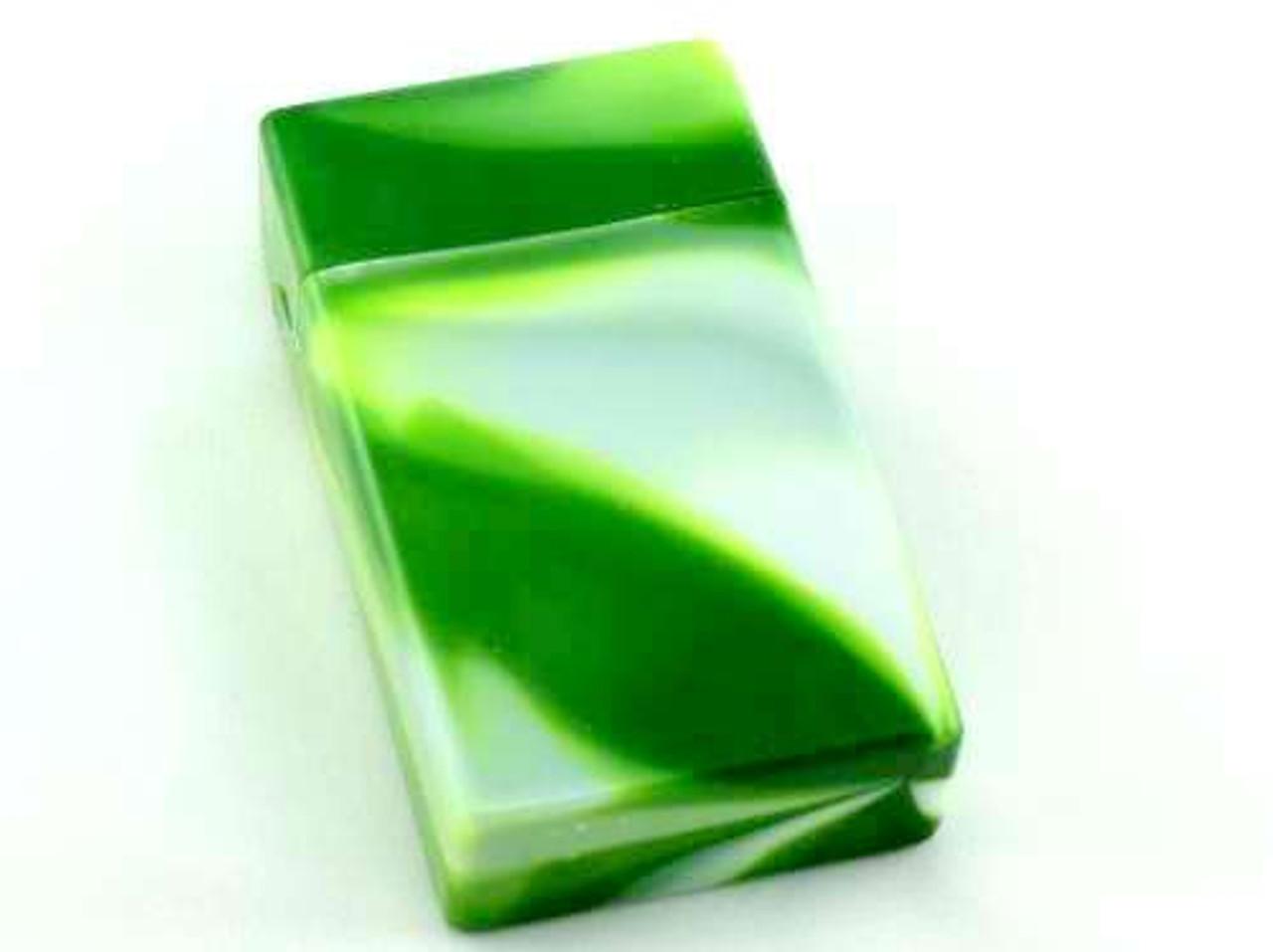 Green Cloud Cigarette Pack Holder
