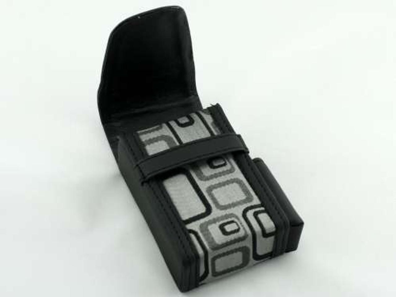Grey Halo Cigarette Pack Holder