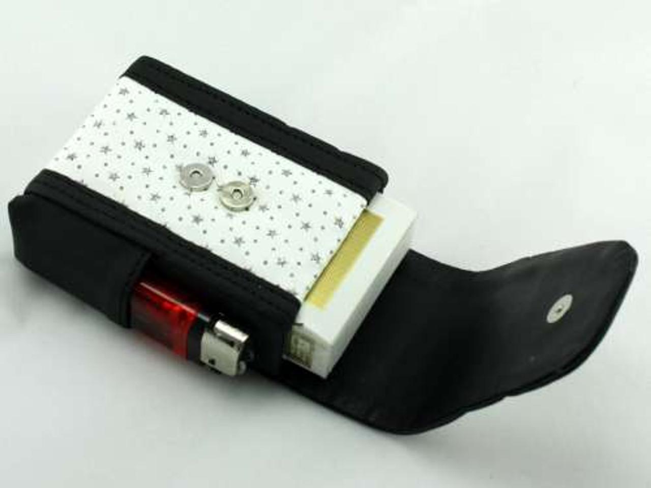White Star Cigarette Pack Holder