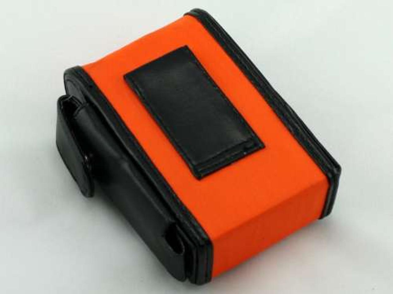 Orange Flip Cigarette Pack Holder