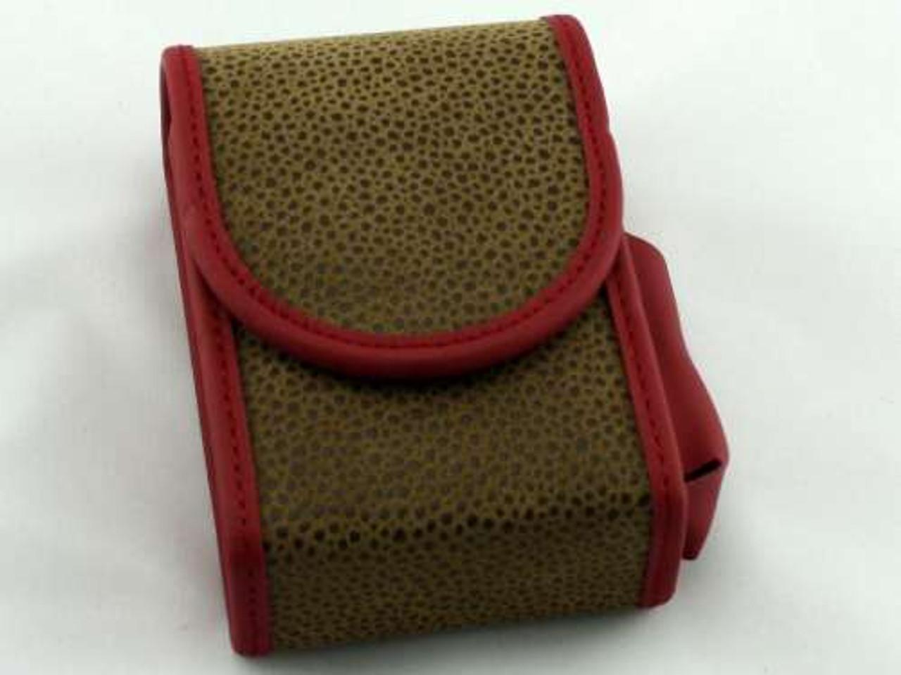 Ashebury Leather Cigarette Pack Holder