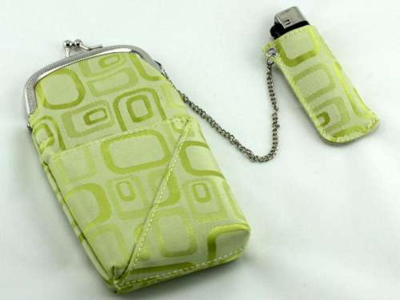 Modern Green 120 Cigarette Pack Holder