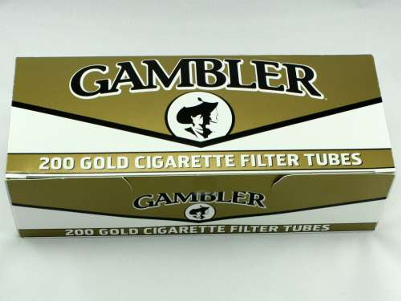 Gambler Light King Size Cigarette Tubes