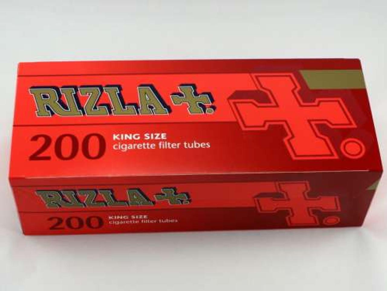 Rizla Full Flavor King Size Cigarette Tubes