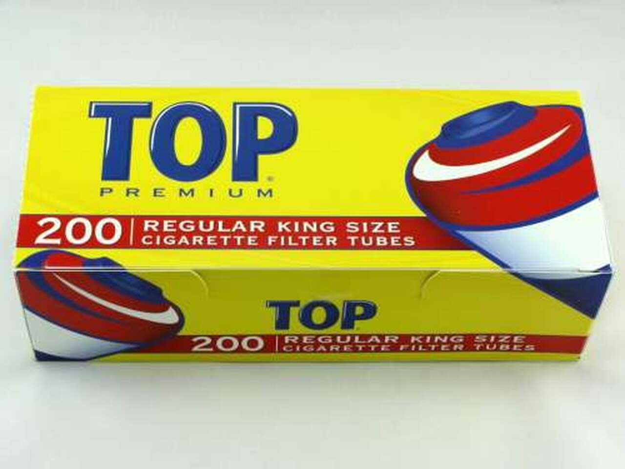 Top Full Flavor King Size Cigarette Tubes